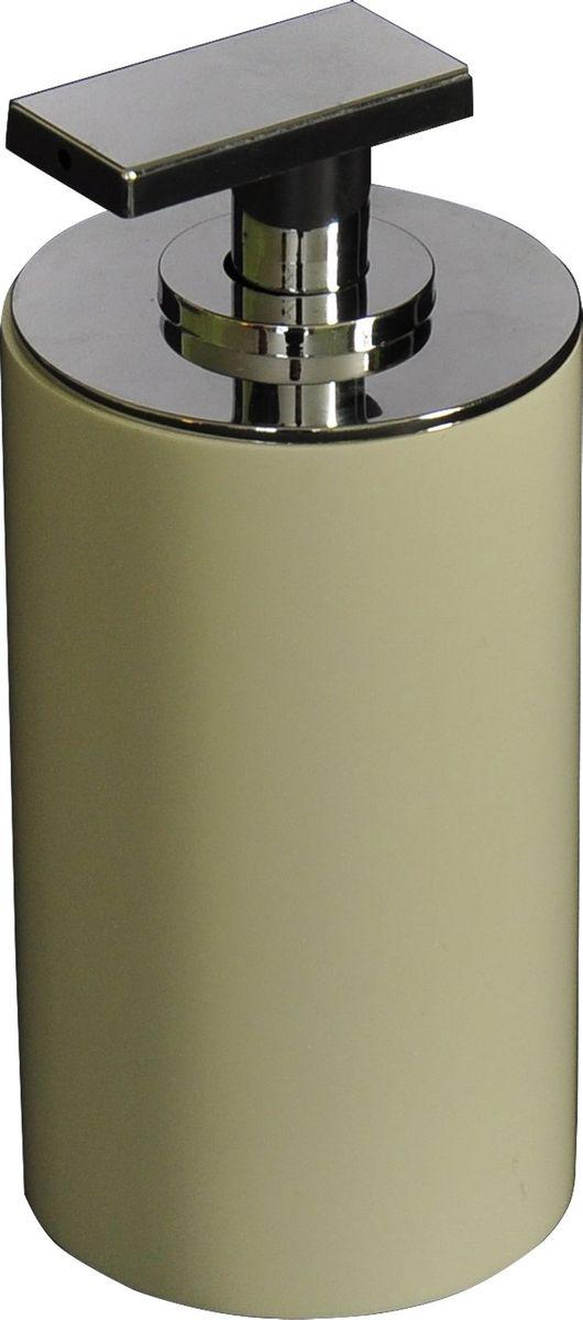 Дозатор для жидкого мыла Ridder Paris, цвет: бежевый, 200 мл22250509Дозатор для жидкого мыла Ridder Paris, изготовленный из экологичной полирезины, отлично подойдет для вашей ванной комнаты. Такой аксессуар очень удобен в использовании, достаточно лишь перелить жидкое мыло в дозатор, а когда необходимо использование мыла, легким нажатием выдавить нужное количество. Дозатор для жидкого мыла Ridder Paris создаст особую атмосферу уюта и максимального комфорта в ванной. Объем дозатора: 200 мл.