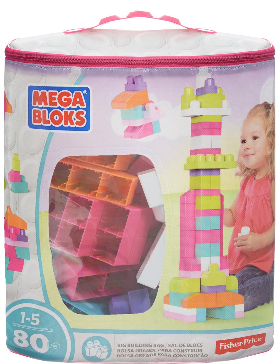 Конструктор Mega Bloks Maxi, 80 элементов. 0832808328/ast08326(08327,08238)Сумка с конструктором Maxi Эко - это конструктор серии First Builder предназначенный для самых маленьких малышей. Все детали очень крупные, поэтому они не смогут навредить малышу, а играть с ними очень удобно. Внутри вы найдете 80 крупных деталей, из которых можно все что угодно. Сама сумка изготовлена из экологически чистых материалов, приобретая этот конструктор, Вы помогаете сберечь окружающую природу.