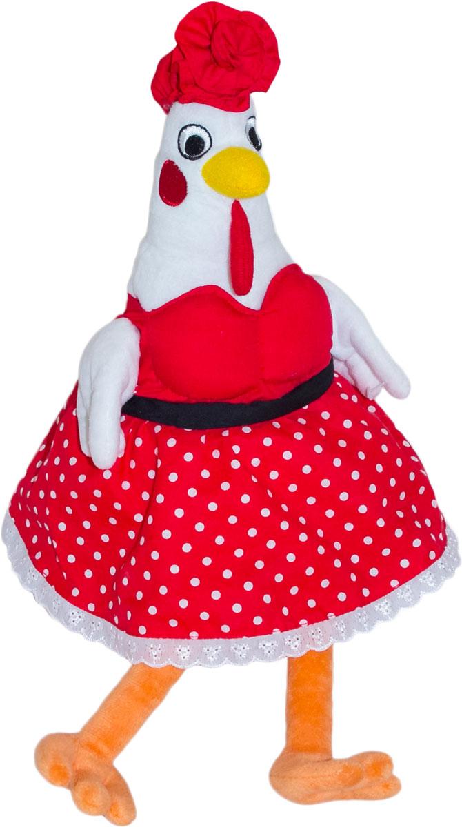 Gulliver Мягкая игрушка Курочка Донна Роза 25 см66-OT159351-1Мягкая игрушка Gulliver Курочка Донна Роза порадует любого малыша, ведь это игрушка, которую можно взять с собой в любое путешествие. На голове игрушки расположена красивая шляпка в виде розочки, а сама она облечена в платье в белый горошек. В процессе игры у крохи развиваются такие качества как сопереживание, привязанность, любовь к животным, а Курочка Донна Роза создаст в вашем доме уют и теплую обстановку. Мягкие игрушки Gulliver действуют позитивно на растущий детский организм, обучая ласке и доброте, улучшают настроение ребенка, развивают тактильную чувствительность, стимулируют зрительное восприятие, хватательные рефлексы и моторику рук. Как материал, так и набивка, с использованием которых изготовлены мягкие игрушки, высокого качества и безопасны для детей. Продукция сертифицирована, экологически безопасна для ребенка, использованные красители не токсичны и гипоаллергенны.