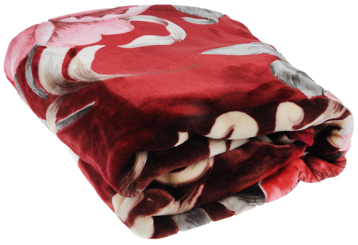 Плед Tamerlan, стриженый, цвет: бордовый, 200 х 240 см59030Плед  Tamerlan - это идеальное решение для вашего интерьера! Он порадует вас легкостью, нежностью и оригинальным дизайном! Плед выполнен из 100% полиэстера. Полиэстер считается одной из самых популярных тканей. Это материал синтетического происхождения из полиэфирных волокон. Внешне такая ткань схожа с шерстью, а по свойствам близка к хлопку. Изделия из полиэстера не мнутся и легко стираются. После стирки очень быстро высыхают. Плед - это такой подарок, который будет всегда актуален, особенно для ваших родных и близких, ведь вы дарите им частичку своего тепла! Плотность: 625 г/м2