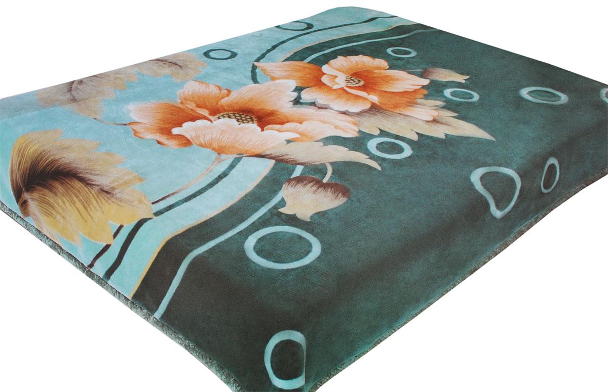 Плед Tamerlan, стриженый, цвет: зеленый, бежевый, 200 х 240 см62885Плед  Tamerlan - это идеальное решение для вашего интерьера! Он порадует вас легкостью, нежностью и оригинальным дизайном! Плед выполнен из 100% полиэстера. Полиэстер считается одной из самых популярных тканей. Это материал синтетического происхождения из полиэфирных волокон. Внешне такая ткань схожа с шерстью, а по свойствам близка к хлопку. Изделия из полиэстера не мнутся и легко стираются. После стирки очень быстро высыхают. Плед - это такой подарок, который будет всегда актуален, особенно для ваших родных и близких, ведь вы дарите им частичку своего тепла! Плотность: 625 г/м2