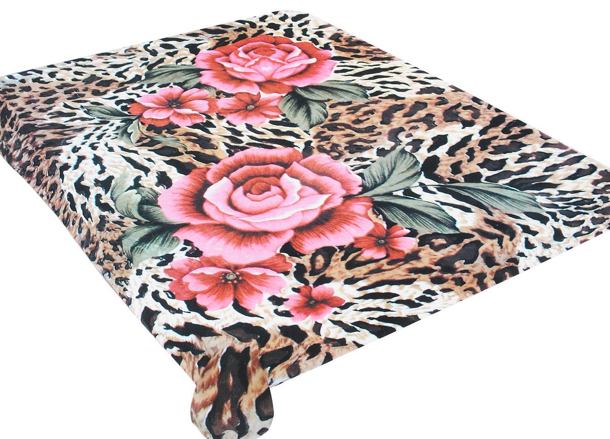 Плед Toledo, стриженый, цвет: коричневый, красный, 200 х 240 см55340Плед Toledo - это идеальное решение для вашего интерьера! Он порадует вас легкостью, нежностью и оригинальным дизайном! Плед выполнен из 100% полиэстера. Полиэстер считается одной из самых популярных тканей. Это материал синтетического происхождения из полиэфирных волокон. Внешне такая ткань схожа с шерстью, а по свойствам близка к хлопку. Изделия из полиэстера не мнутся и легко стираются. После стирки очень быстро высыхают. Плед - это такой подарок, который будет всегда актуален, особенно для ваших родных и близких, ведь вы дарите им частичку своего тепла! Плотность: 645 г/м2