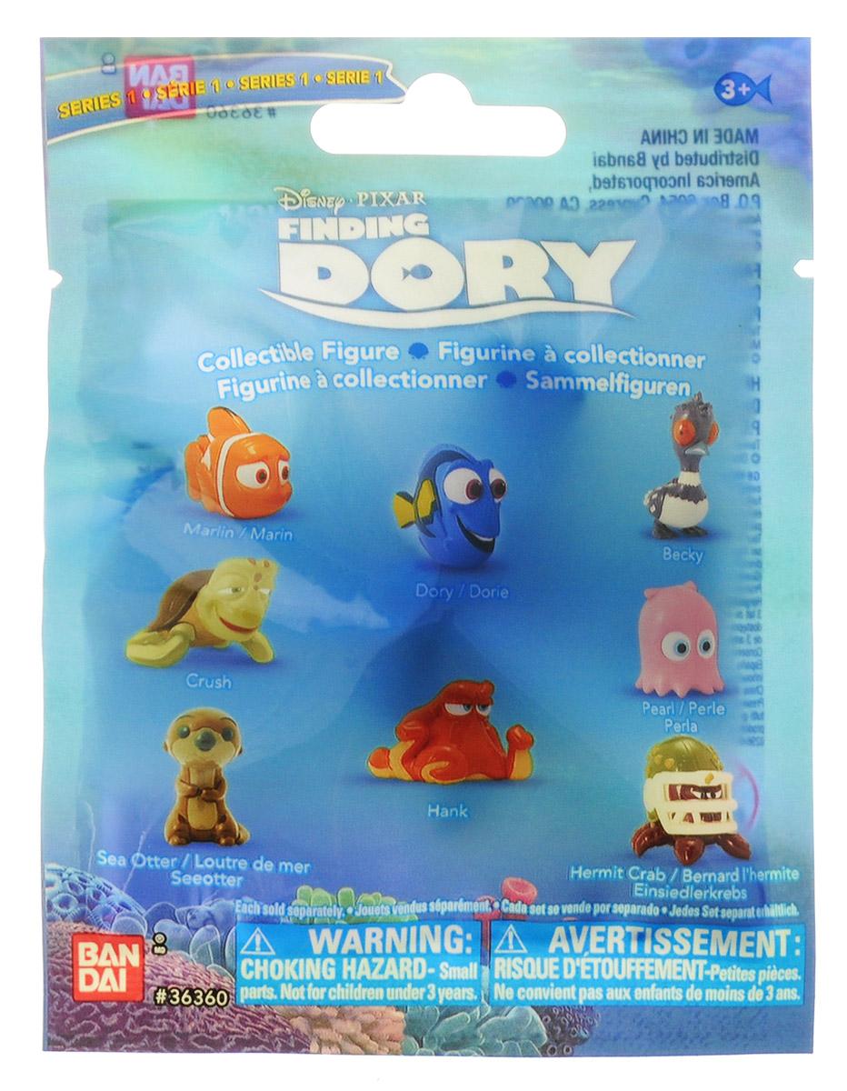 Finding Dory Фигурка подводного обитателя 4-5 см36360Коллекционные рыбки и другие подводные обитатели в пакетике с прозрачным оконцем на обратной стороне. Игрушка выполнена из плотного пластика. В упаковке одна игрушка. Уважаемые клиенты! Обращаем ваше внимание на ассортимент товара. Поставка возможна в зависимости от наличия на складе.