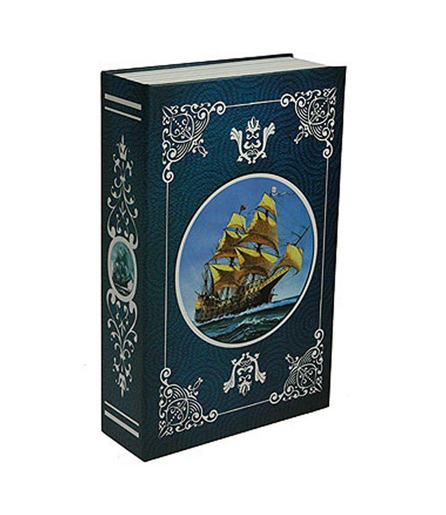 """Книга-сейф Win Max """"Морские приключения"""", 24х16х6 см. 184404"""