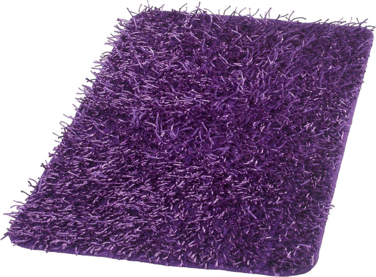 Коврик для ванной Ridder Bob, цвет: фиолетовый, 60 х 90 см
