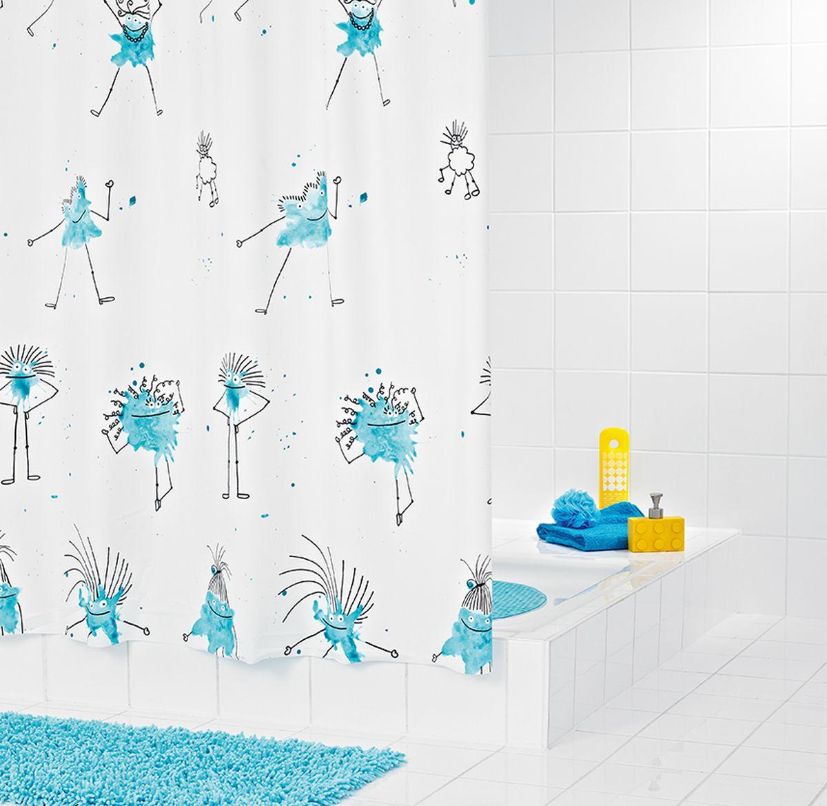 180x180cm seashell bathroom shower curtain with 12 hooks alex nld