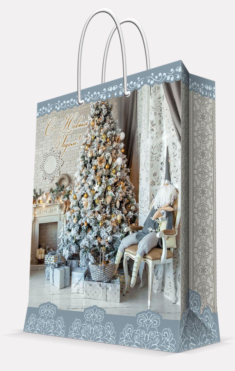 Новогодний подарочный пакет Magic Time