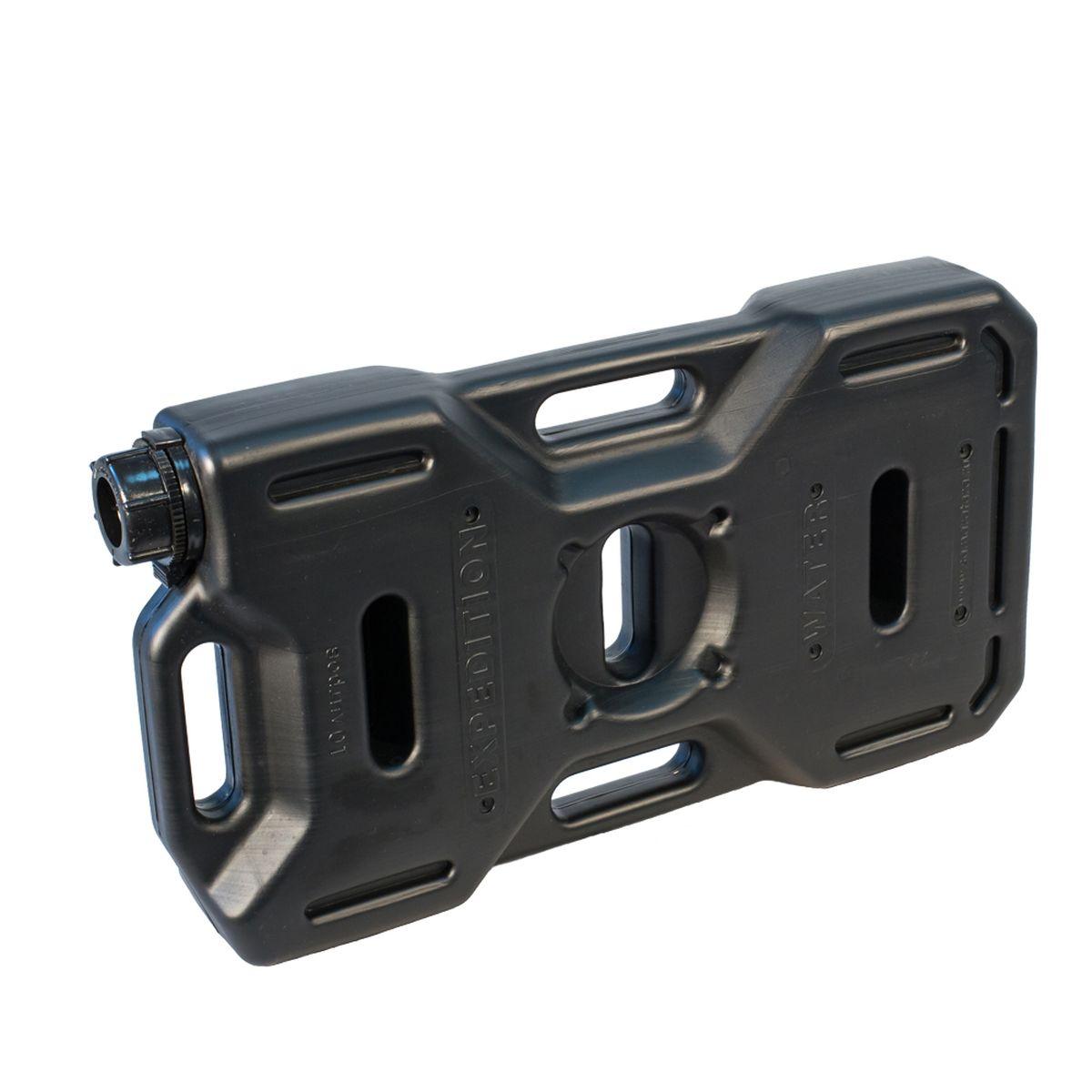 Канистра Экстрим Плюс, цвет: черный, 10 л 50 литровую канистру в спб пластик