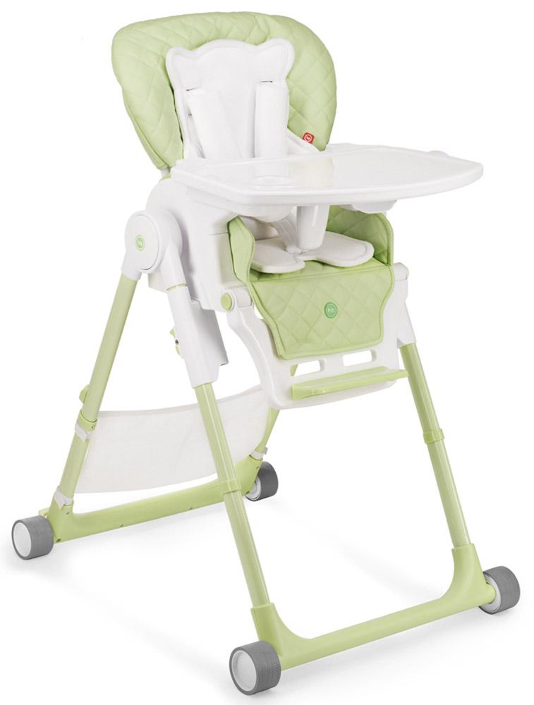 Happy Baby Стульчик для кормления Wiliam V2 цвет зеленый