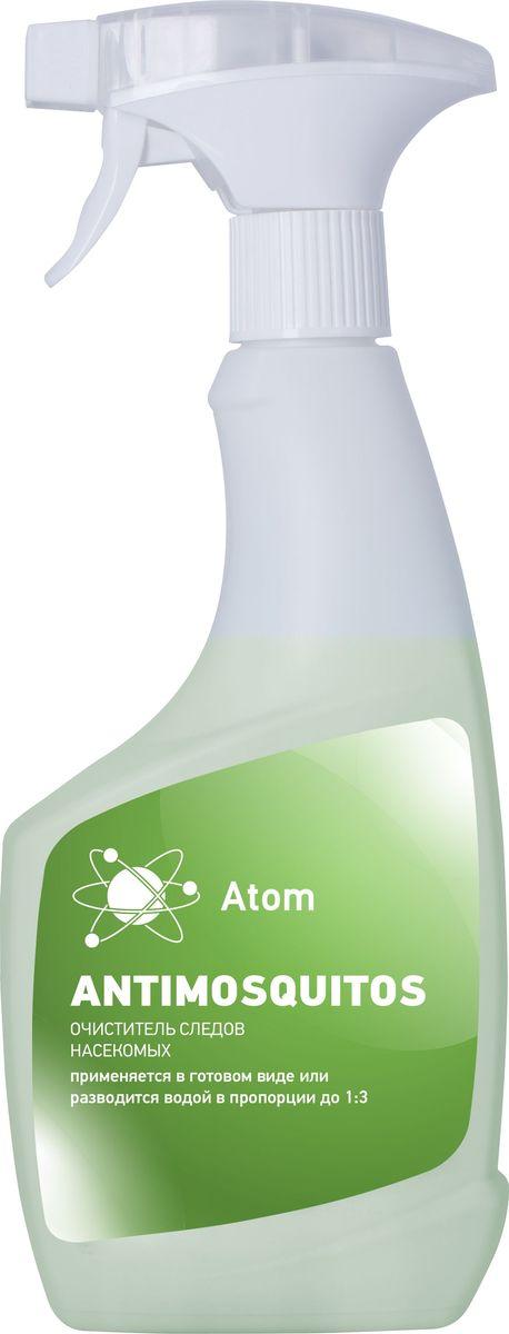 Очиститель следов насекомых Atom