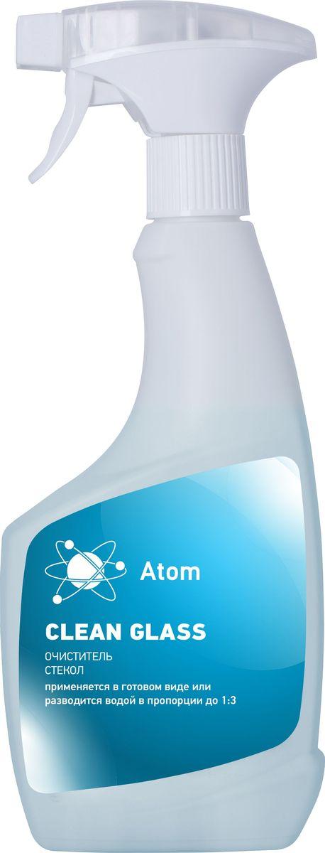 Средство для очистки стекол Atom