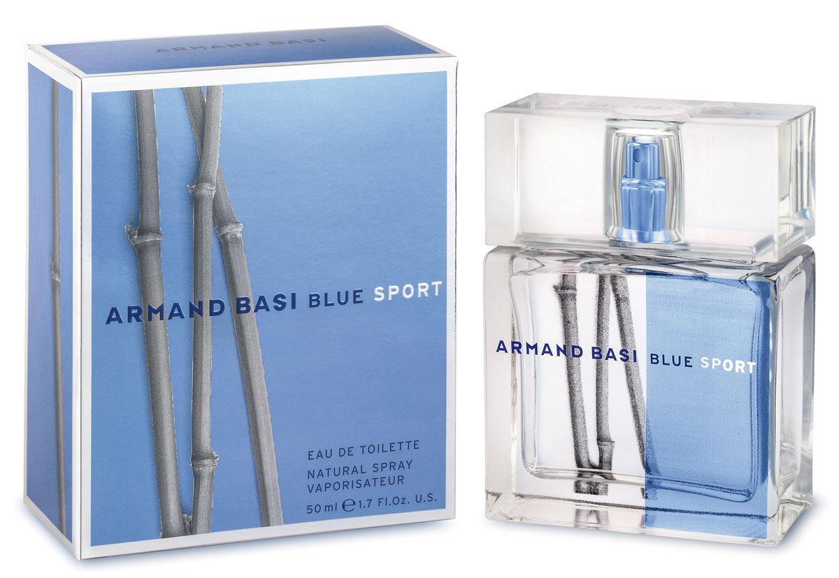 """Armand Basi Туалетная вода """"Blue Sport"""", мужская, 100 мл 49279"""