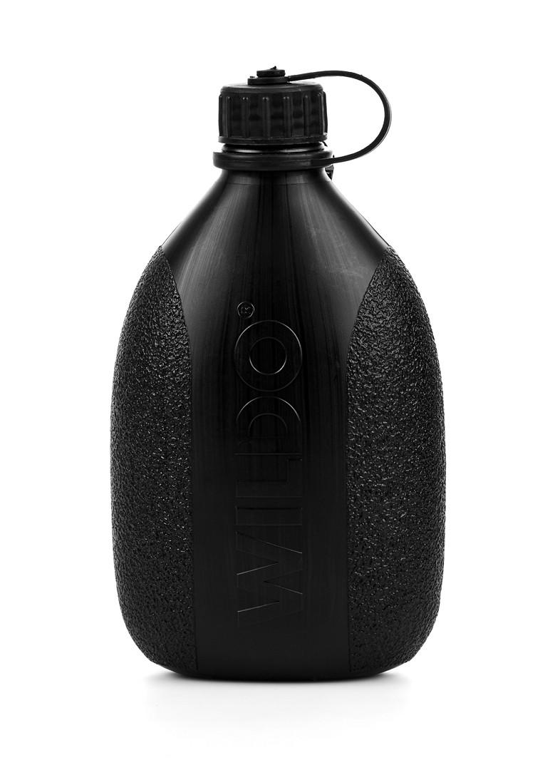 "Фляга Wildo ""Hiker Bottle"", цвет: черный, 0,7 л 4111"