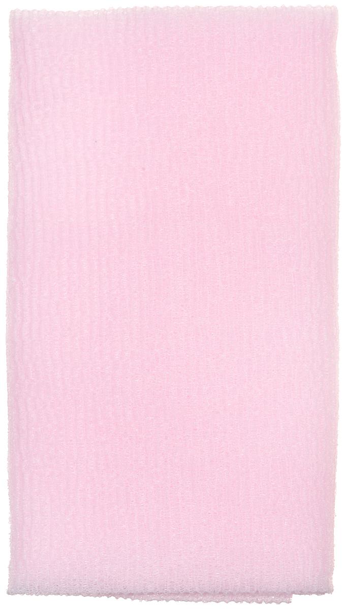 Мочалка SungBo Clean&Beauty Wave, цвет: розовый, 28 х 95 смУТ000000675_розовый