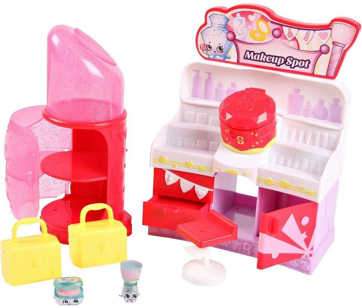 Shopkins Игровой набор Модная лихорадка Место для макияжа