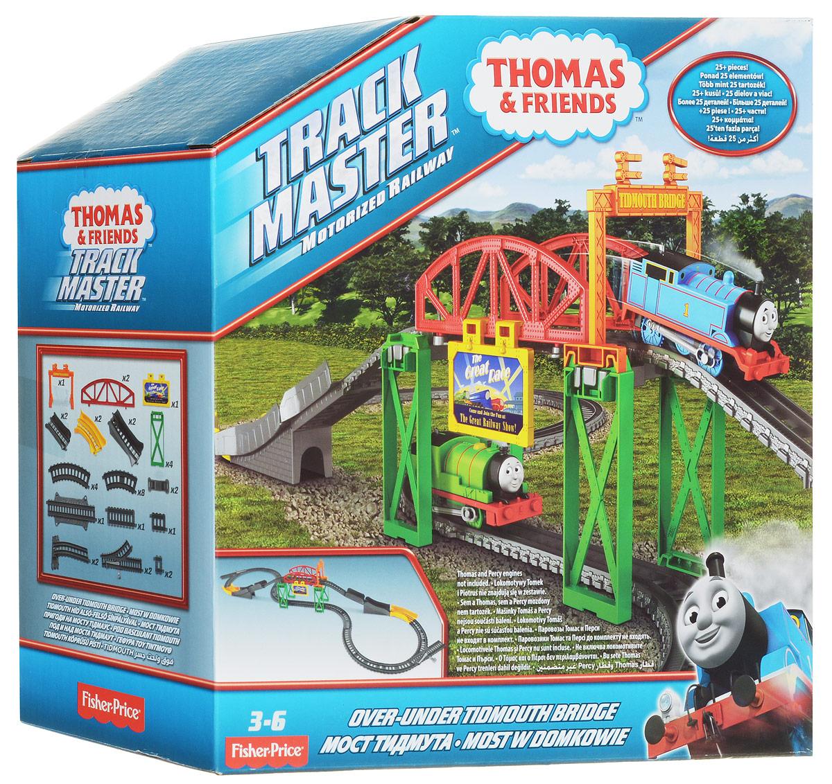 Thomas & Friends Железная дорога Мост Тидмута