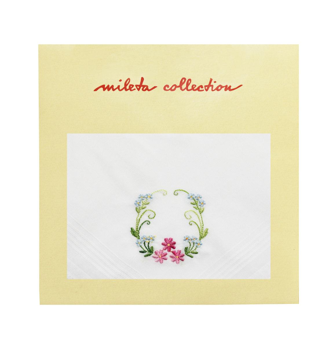 19701-9 Zlata Korunka Носовой платок женский, цвет: мультиколор, 30х30 см19701-9Платки носовые женские в упаковке по 1 шт. Носовые платки изготовлены из 100% хлопка, так как этот материал приятен в использовании, хорошо стирается, не садится, отлично впитывает влагу.