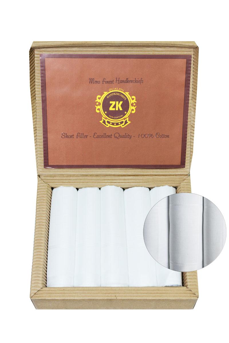 28503-2 Zlata Korunka Носовой платок мужской, цвет: мультиколор, 30х30 см, 5 шт28503-2Платки носовые мужские по 5 шт. в упаковке. Носовые платки изготовлены из 100% хлопка, так как этот материал приятен в использовании, хорошо стирается, не садится, отлично впитывает влагу.