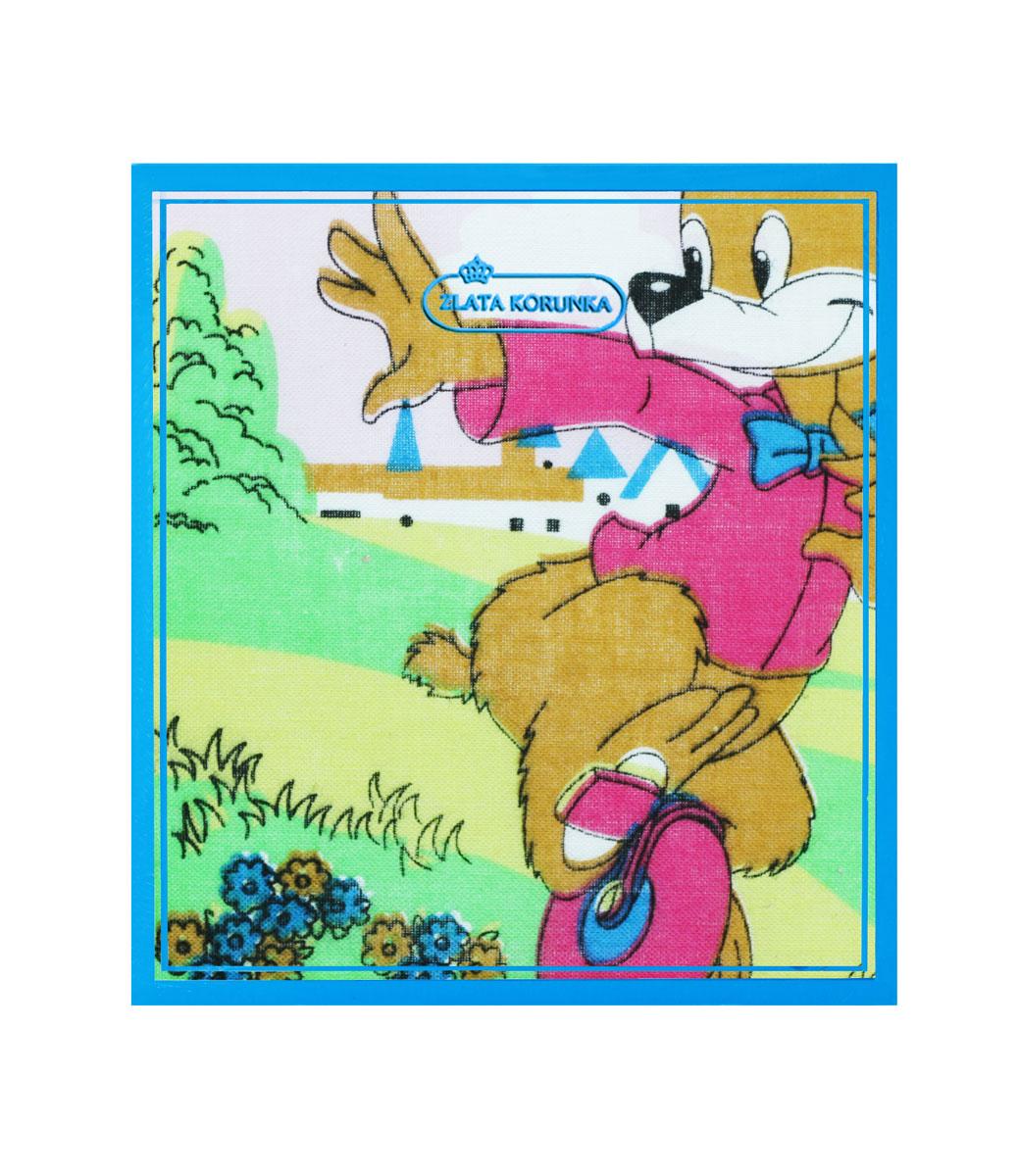40230-13 Zlata Korunka Носовой платок детский, цвет: мультиколор, 21х21 см, 2 шт40230-13Платки носовые детские в упаковке по 2 шт. Носовые платки изготовлены из 100% хлопка, так как этот материал приятен в использовании, хорошо стирается, не садится, отлично впитывает влагу.