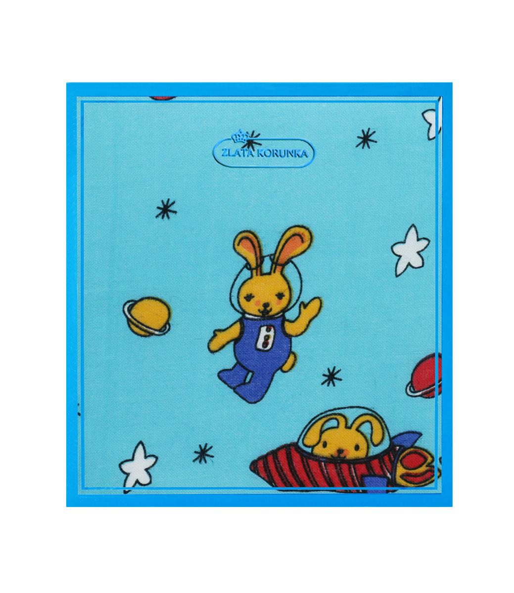 40230-6 Zlata Korunka Носовой платок детский, цвет: мультиколор, 21х21 см, 2 шт40230-6Платки носовые детские в упаковке по 2 шт. Носовые платки изготовлены из 100% хлопка, так как этот материал приятен в использовании, хорошо стирается, не садится, отлично впитывает влагу.