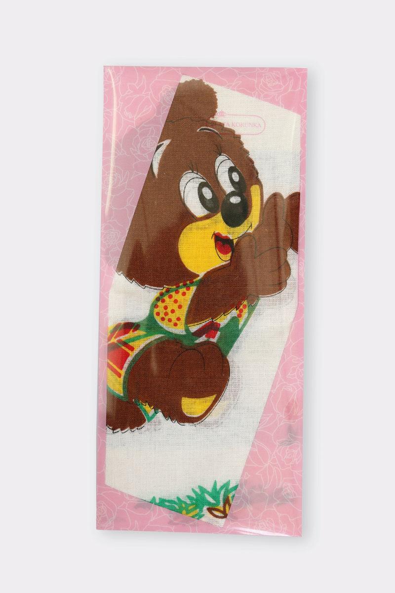40232-5 Zlata Korunka Носовой платок детский, цвет: мультиколор, 25х25 см, 2 шт40232-5Платки носовые детские в упаковке по 2 шт. Носовые платки изготовлены из 100% хлопка, так как этот материал приятен в использовании, хорошо стирается, не садится, отлично впитывает влагу.