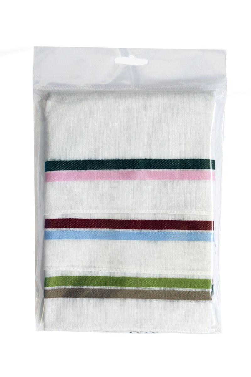 45430-6-3 Zlata Korunka Носовой платок мужской, цвет: мультиколор, 38х38 см, 6 шт45430-6-3Платки носовые мужские в упаковке по 6 шт. Носовые платки изготовлены из 100% хлопка, так как этот материал приятен в использовании, хорошо стирается, не садится, отлично впитывает влагу.