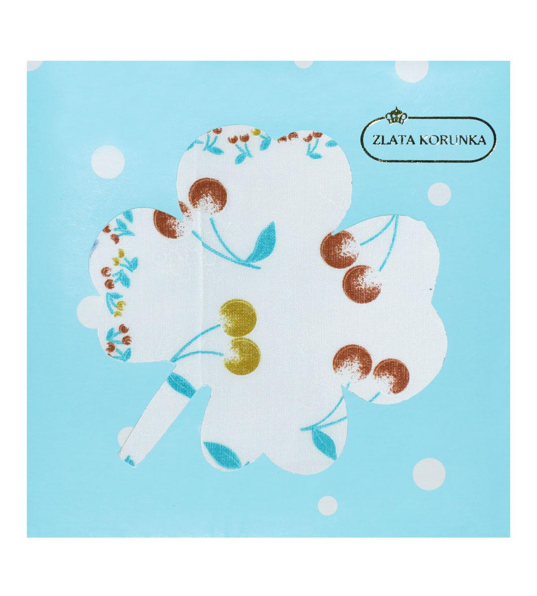 90126-13 Zlata Korunka Носовой платок женский, цвет: мультиколор, 28х28 см90126-13Платки носовые женские в упаковке по 1 шт. Носовые платки изготовлены из 100% хлопка, так как этот материал приятен в использовании, хорошо стирается, не садится, отлично впитывает влагу.