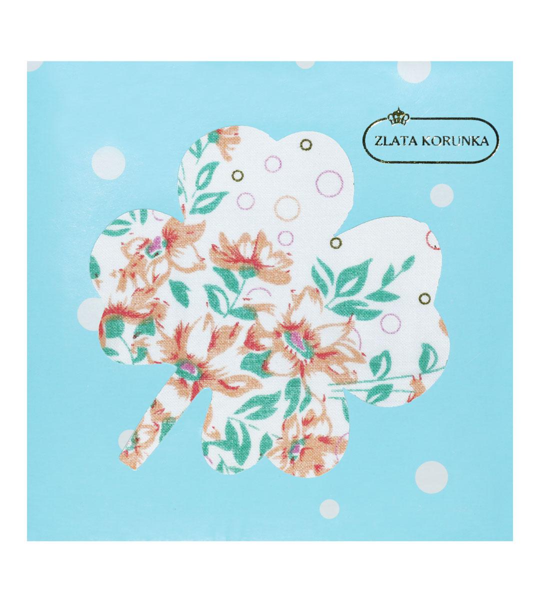 90126-23 Zlata Korunka Носовой платок женский, цвет: мультиколор, 28х28 см90126-23Платки носовые женские в упаковке по 1 шт. Носовые платки изготовлены из 100% хлопка, так как этот материал приятен в использовании, хорошо стирается, не садится, отлично впитывает влагу.