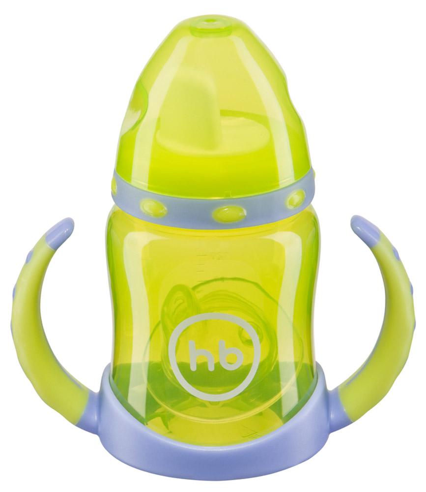 Happy Baby Поильник Ergo Cup цвет салатовый 180 мл
