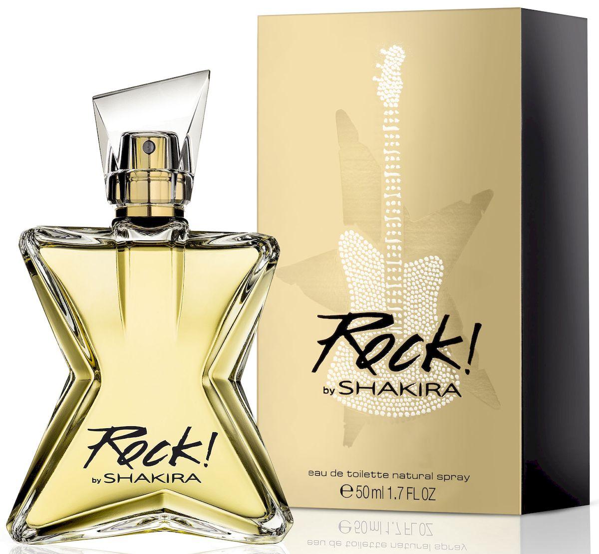 Shakira Rock By Shakira Туалетная вода, женская, 50 мл65085232ПОЧУВСТВУЙ ROCK! «Мой новый аромат — это отражение самой смелой черты моего характера и музыки, которая вдохновляет людей по всему миру». Как и музыка певицы, Rock! by Shakira провозглашает свободу. Аромат наполнен невероятными эмоциями и ликованием покло