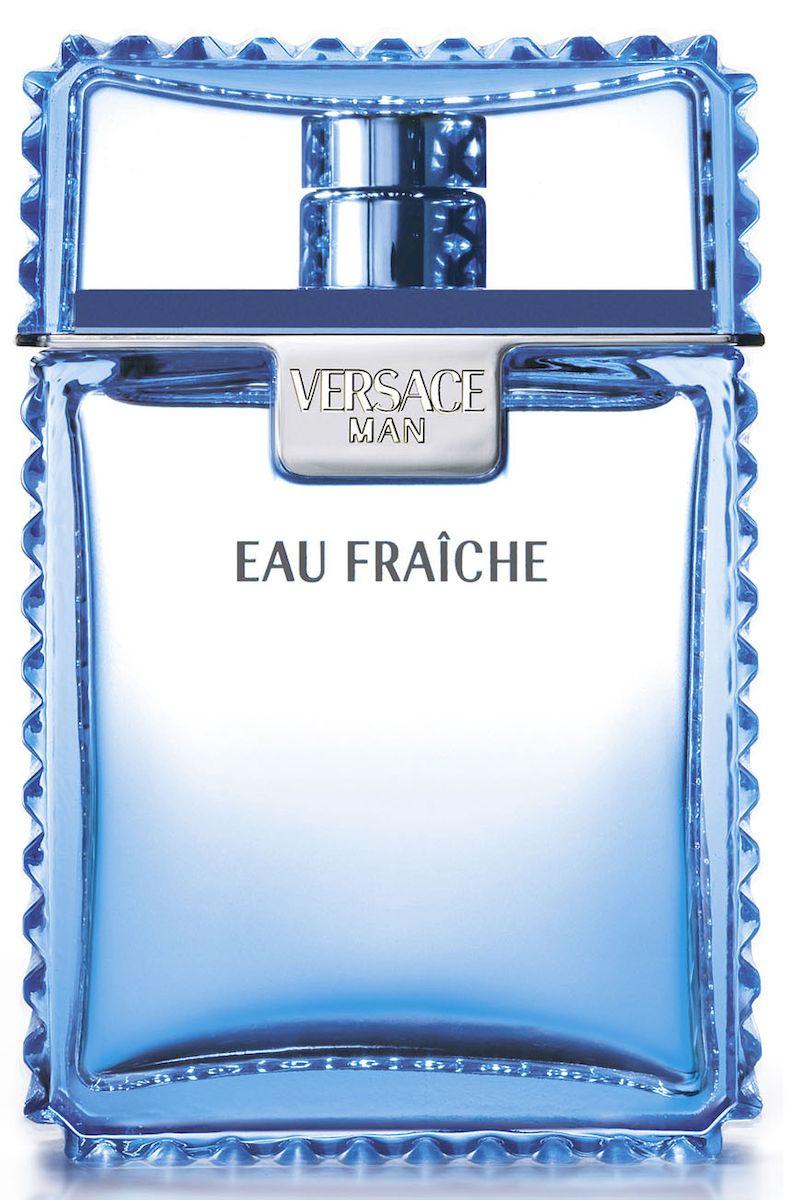Versace Eau Fraiche Лосьон после бритья 100 мл500014Аромат для мужчины, который силён душой, свободен и знает, как наслаждаться жизнью, как бы выпивая её небольшими глотками! Упаковка голубого цвета под кожу крокодила необычайно элегантна и роскошна. Аромат: Искрящийся, тонизирующий, мужественный, роскошный, с притягательной аурой сильной и свободолюбивой личности .
