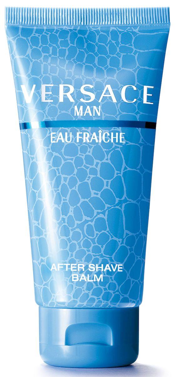 Versace Eau Fraiche Бальзам после бритья 75 мл 500016
