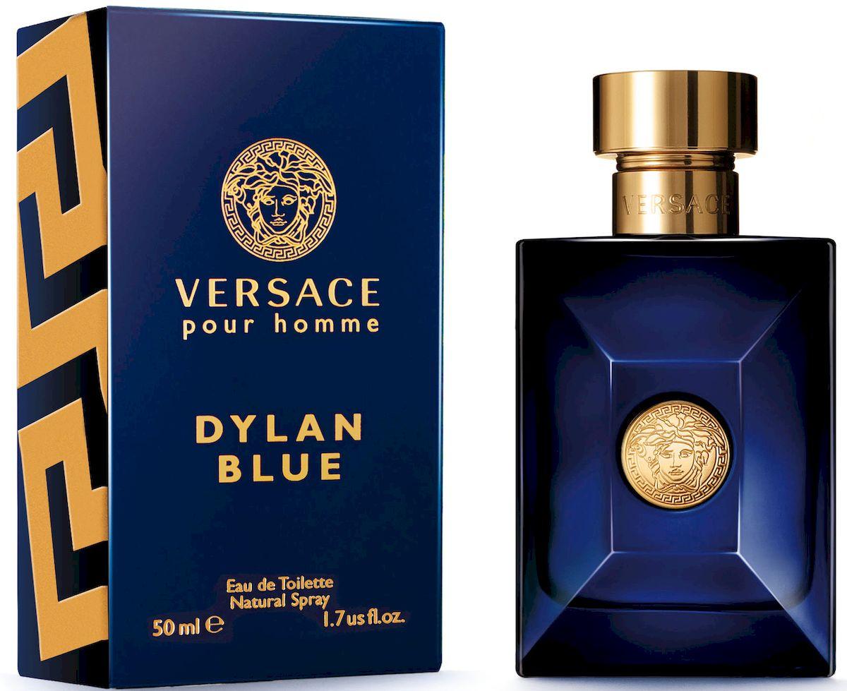 Versace Dylan Blue Туалетная вода 50 мл721008Dylan Blue - это воплощение современного мужчины Versace. Этот аромат с ярким индивидуальным характером пронизан мужественностью и харизмой. Уникальность этого фужерного аромата заключается в ярком древесном шлейфе - неповторимом сочетании природных компонентов и синтетических молекул последнего поколения. Верхняя нота: Калабрийский бергамот, Грейпфрут, Листья фигового дерева, Акватические ноты* (*фантазийный аккорд морской свежести). Средняя нота: Листья фиалки, Черный перец, Киприол, Амброксан, Пачули BIO. Шлейф: Минеральный мускус, Бобы тонка, Шафран, Ладан. Древесный ароматический фужерный. Dylan Blue - это воплощение современного мужчины Versace. Этот аромат с ярким индивидуальным характером пронизан мужественностью и харизмой.