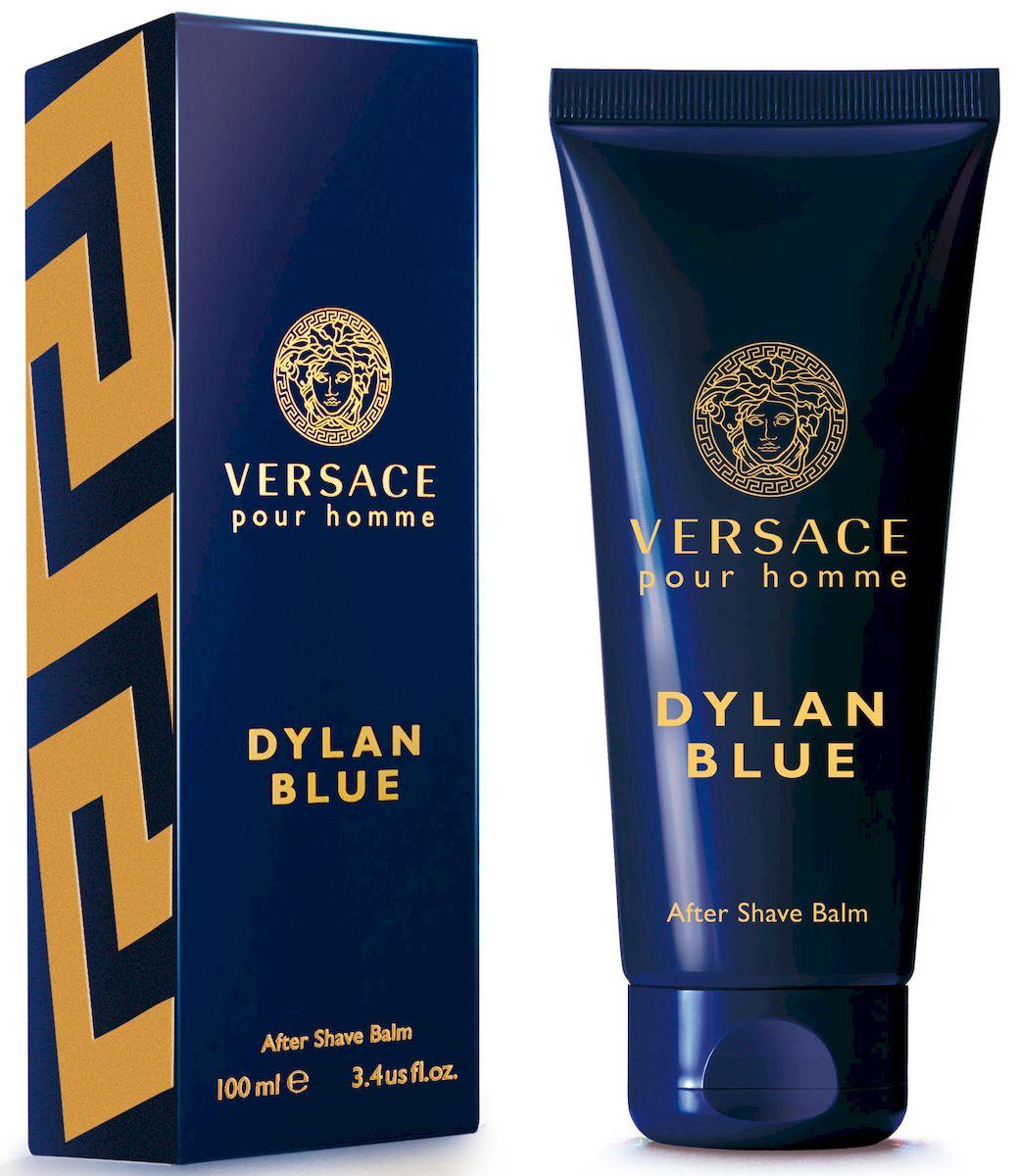 Versace Dylan Blue Бальзам после бритья 100 мл 721016