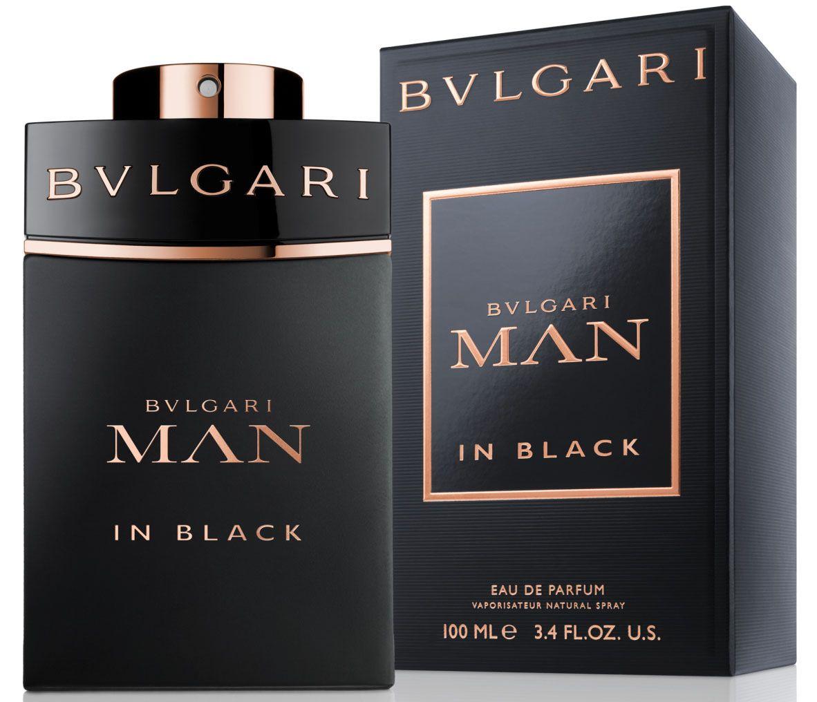 Bvlgari Man In Black Парфюмерная вода 100 мл