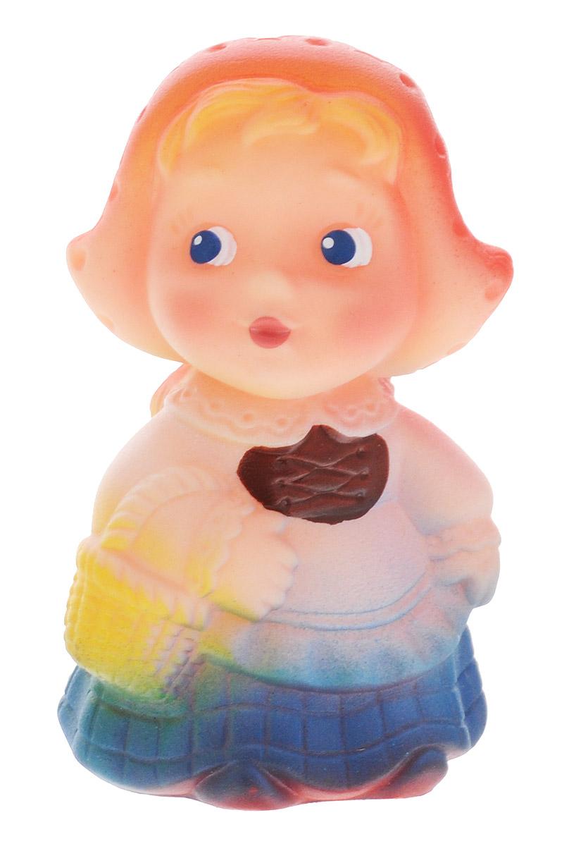 Огонек Игрушка для ванной Красная шапочкаС-421С игрушкой для ванной Огонек Красная шапочка ребенок воспроизведет сюжет сказки или придумает продолжение удивительной истории, популярной по всему миру. Изделие выполнено из безопасного материала. Если сжать ее во время купания в ванне, игрушка начинает брызгаться водой. Игрушка для ванной способствует развитию воображения, цветового восприятия, тактильных ощущений и мелкой моторики рук.