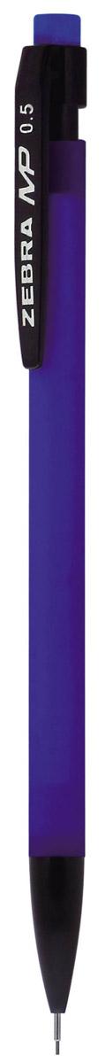 Zebra Карандаш механический MP цвет корпуса синий317 259020Механический карандаш Zebra MP идеален для письма и черчения. Корпус карандаша круглой формы выполнен из пластика и дополнен ластиком. Мягкое комфортное письмо и тонкие линии при написании принесут вам максимум удовольствия. Порадуйте друзей и знакомых, оказав им столь стильный знак внимания.