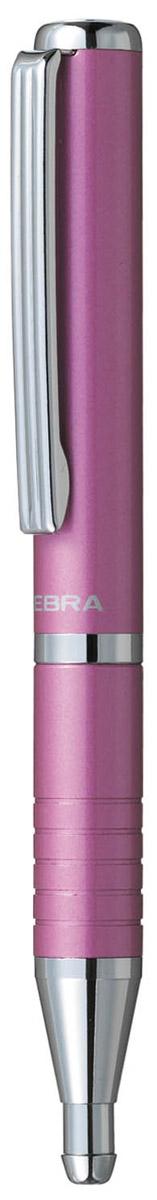 Zebra Ручка шариковая Slide цвет корпуса фиолетовый305 072041В рабочем состоянии ручка раздвигается, приобретая длину обычной ручки, в закрытом виде очень компактна. Строгий стильный дизайн понравиться всем любителям классики. Модель идеально подходит для записных книжек и органайзеров.