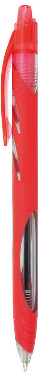 Zebra Ручка шариковая Ola цвет корпуса красный305 103040Автоматическая шариковая ручка Zebra Ola имеет полупрозрачный пластиковый корпус, соответствующий цвету чернил. Специально разработанные мягкие чернила. Удобная область захвата, предотвращающая скольжение пальцев.