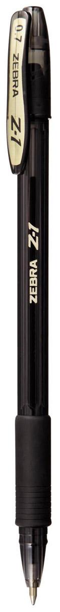 Zebra Ручка шариковая Z-1 Colour цвет корпуса черный305 250010Тонированный пластик корпуса глубоких насыщенных цветов, придает ручке Zebra Z-1 Colour современный и стильный дизайн с сохранением всех достоинств классической модели Z-1. Уникальные чернила, сочетающие свойства шариковых и гелевых ручек: как шариковые ручки – они экономичны (долго пишут), не растекаются под водой и не выцветают со временем, при этом обеспечивая мягкое и легкое письмо подобно гелевым.