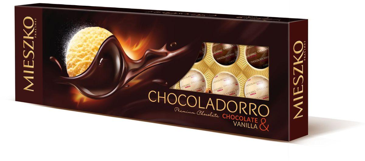 Mieszko Шоколадорро набор шоколадных конфет, 178 г