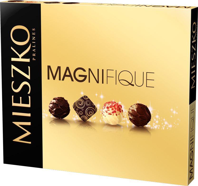 Mieszko Манифик набор шоколадных конфет, 188 г14354