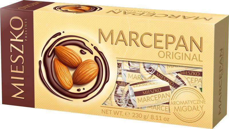 Mieszko Марципан набор шоколадных конфет, 230 г