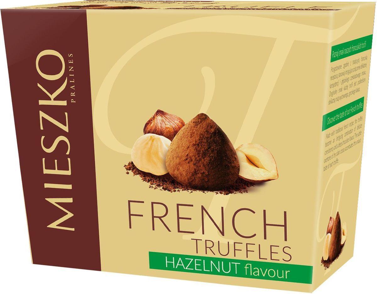Mieszko Трюфель Французский со вкусом ореха набор шоколадных конфет, 175 г 15106