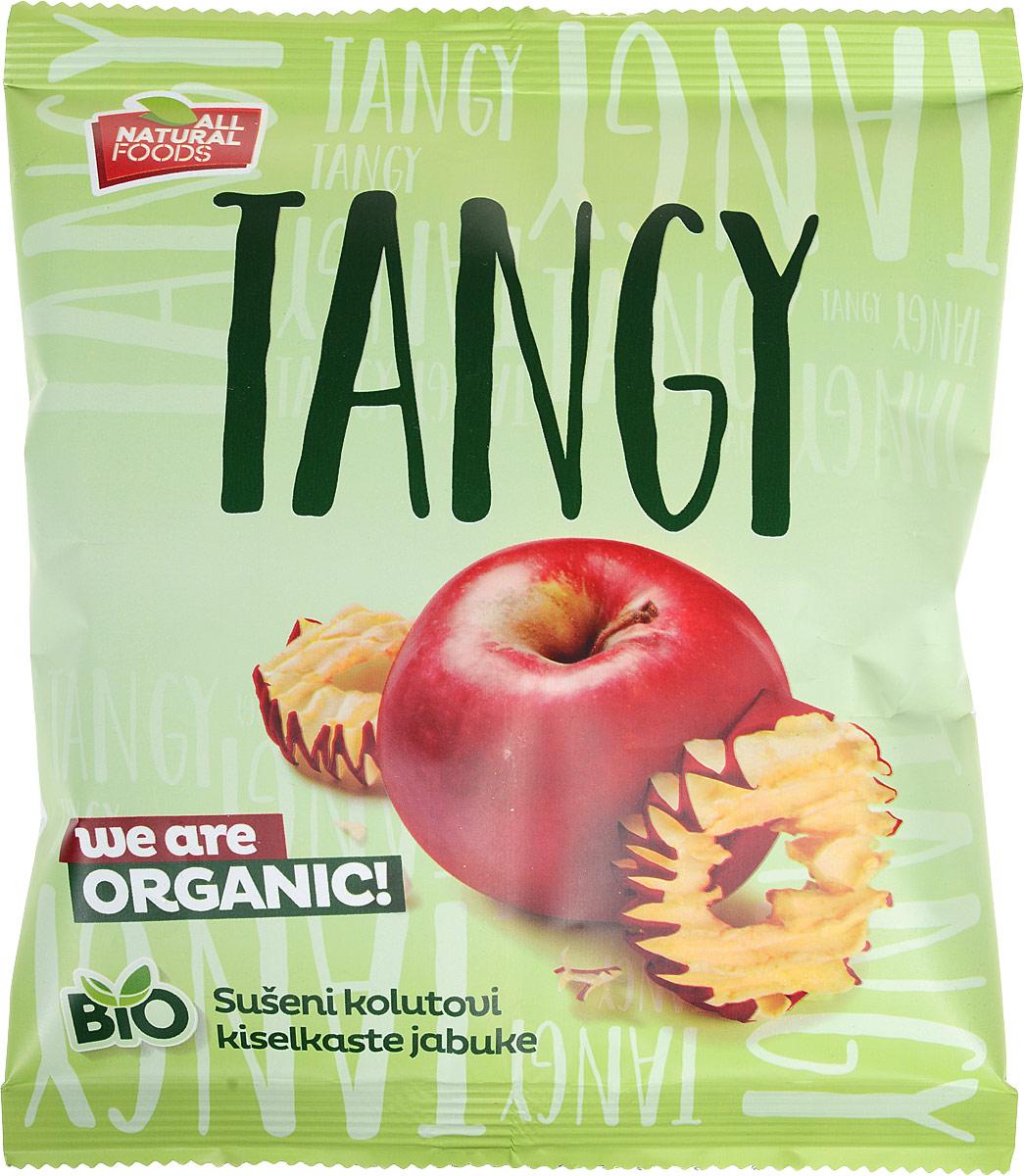 All Natural Foods сушеные колечки яблок кислый сорт, 20 г