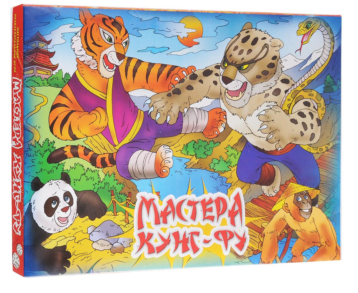 Лапландия Настольная игра Мастера Кунг-Фу
