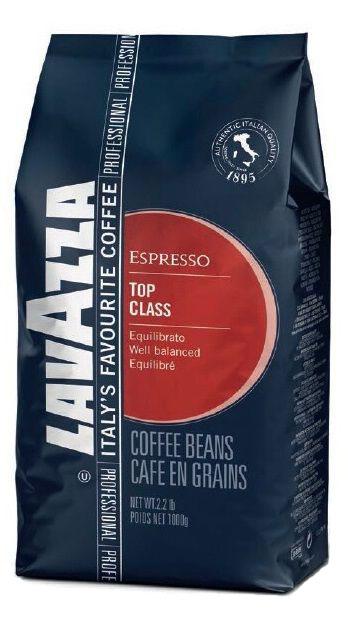 Lavazza Top Class Gran Gusto кофе в зернах, 1 кг8000070020108Кофе Lavazza Top Class Gran Gusto отличает насыщенный аромат чистого шоколада. Особенно подходит для приготовления фирменных коктейлей I Piaceri del Caffe, а также для кофе, ароматизированного шоколадом, орехом или амаретто. Сохраняет свои вкусовые характеристики даже в ледяных кофейных напитках.