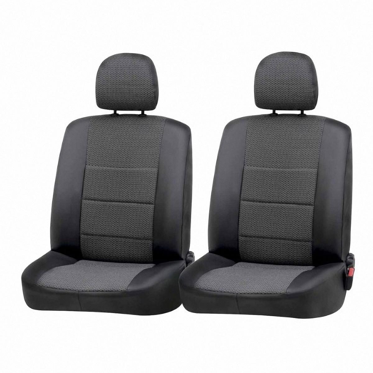 Чехлы автомобильные Skyway, для Chevrolet Niva 2014-, раздельный задний рядCh1-2КАвтомобильные чехлы Skyway изготовлены из качественного жаккарда и экокожи. Чехлы идеально повторяют штатную форму сидений и выглядят как оригинальная обивка сидений. Разработаны индивидуально для каждой модели автомобиля. Авточехлы Skyway просты в уходе - загрязнения легко удаляются влажной тканью. Чехлы имеют раздельную схему надевания. В комплекте 12 предметов.