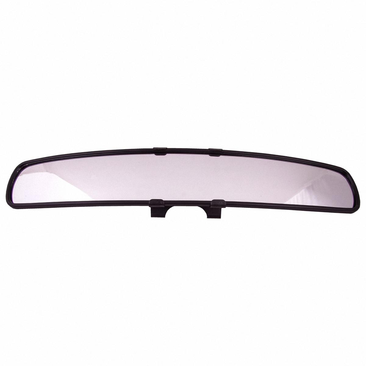 Зеркало внутрисалонное Skyway, панорамное. S01001004S01001004Зеркало внутрисалонное, панорамное, 17 (430мм), изготовлено из ABS-пластика и высококлассного хромированного стекла. Позволяет водителю видеть предметы, находящиеся за автомобилем, значительно расширяя обзор и снижая риск аварийноопасных ситуаций. Особенности: Конструкция внутрисалонного панорамного зеркала спроектирована таким образом, чтобы оно расширяло зону заднего обзора, захватывая слепые зоны. Высококлассное хромированное стекло снизит риск ослепления и избавит от раздвоенных изображений. Лёгкий вес и тонкая конструкция. Зеркало заднего вида Skyway просто в установке и подходит для всех моделей автомобилей.