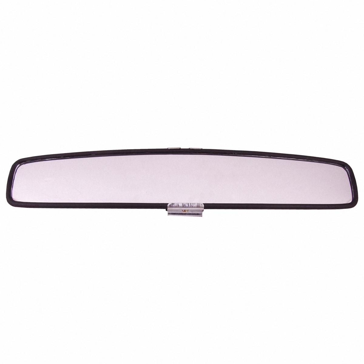 Зеркало внутрисалонное Skyway, панорамное, длина 33 смS01001005Панорамное зеркало Skyway изготовлено из ABS-пластика и высококлассного хромированного стекла. Позволяет водителю видеть предметы, находящиеся за автомобилем, значительно расширяя обзор и снижая риск аварийноопасных ситуаций. Конструкция внутрисалонного панорамного зеркала Skyway спроектирована таким образом, чтобы оно расширяло зону заднего обзора, захватывая слепые зоны. Высококлассное хромированное стекло снизит риск ослепления и избавит от раздвоенных изображений. Легкий вес и тонкая конструкция. Зеркало заднего вида Skyway просто в установке и подходит для всех моделей автомобилей.